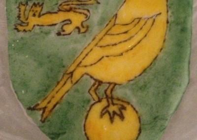 Norwich City Football Club Badge