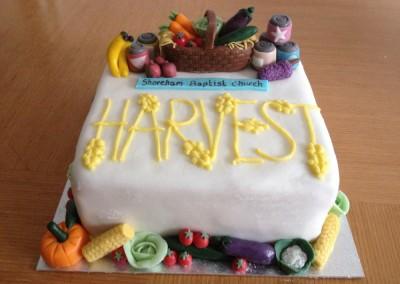 Harvest Festival cake