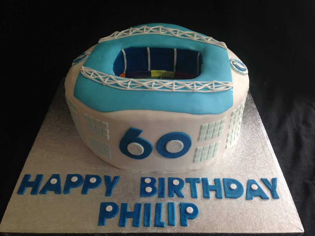 Amex stadium football 60th birthday