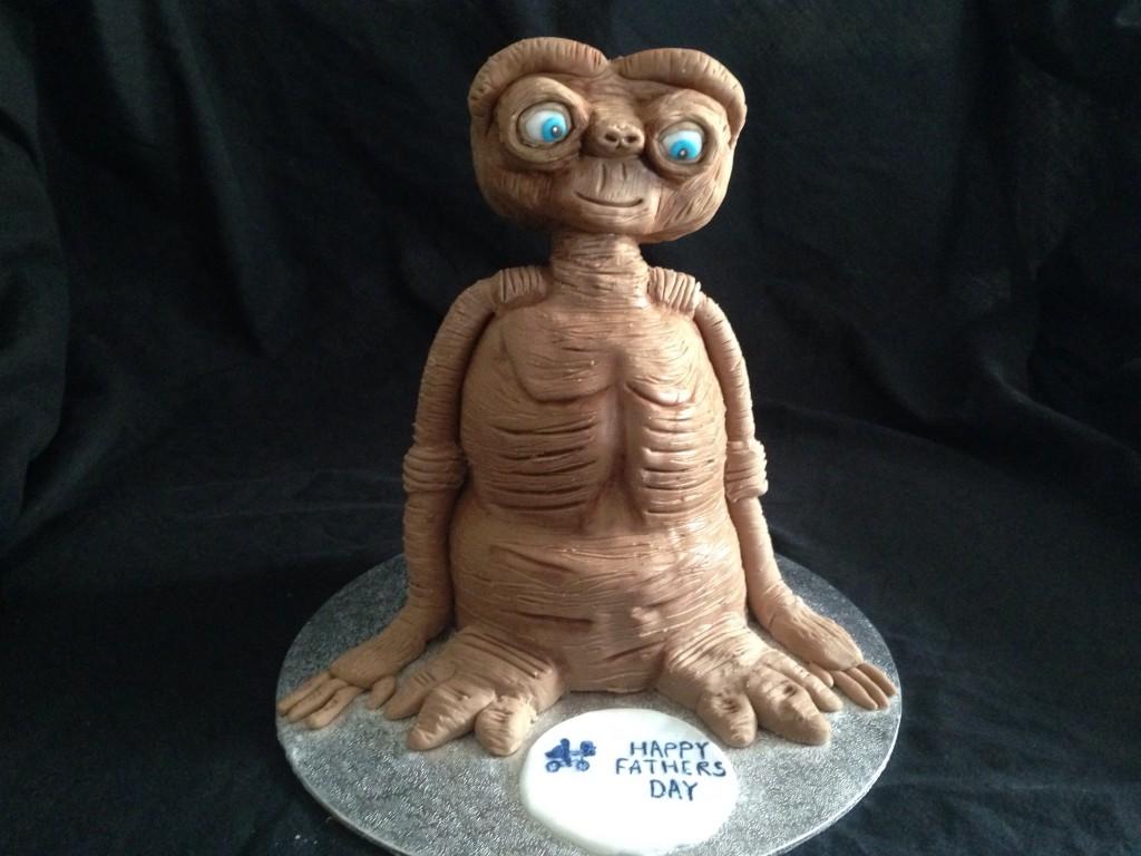 3D ET cake