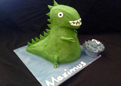 George Pigs Dinosaur