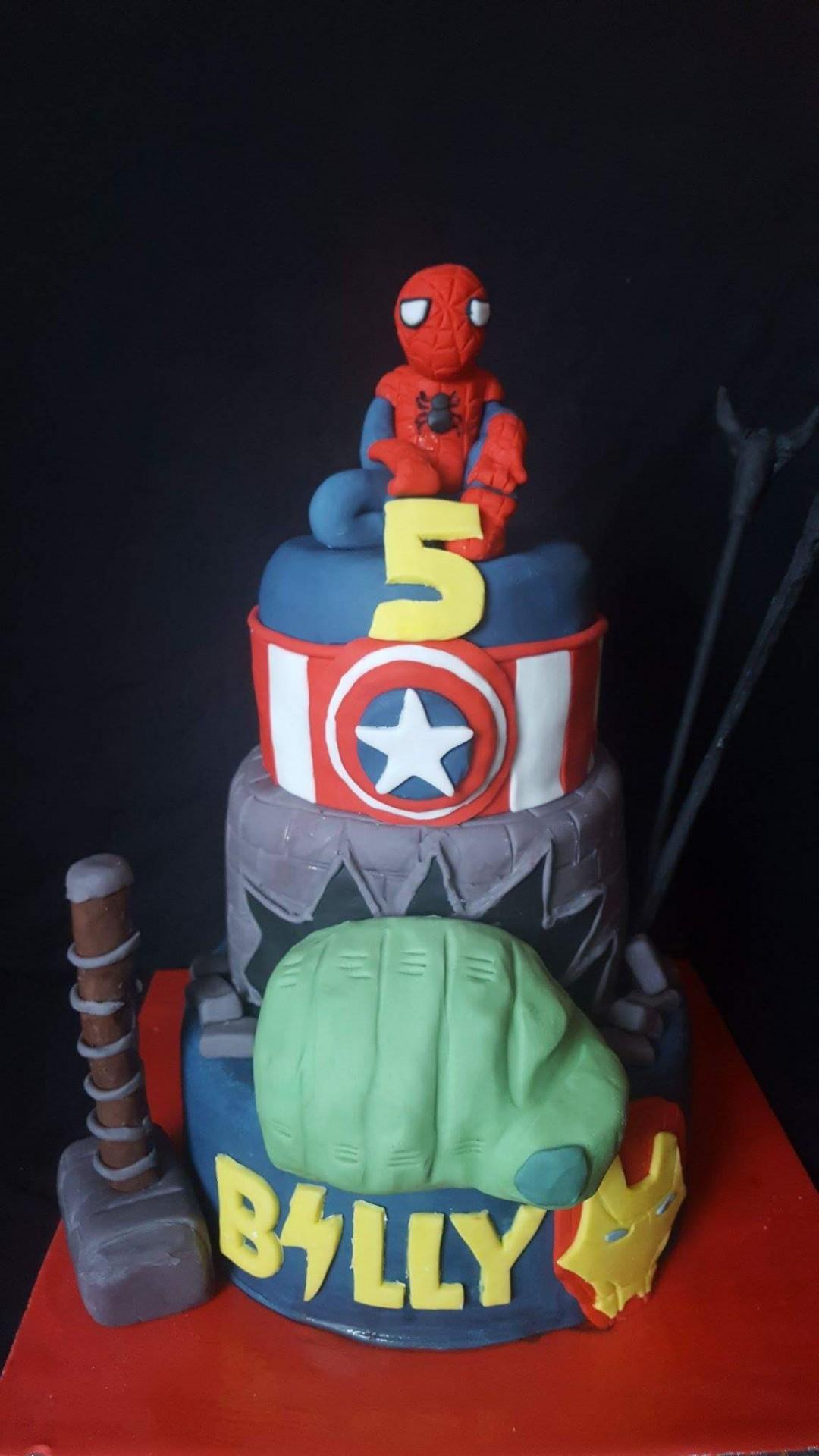 Avengers Superhero